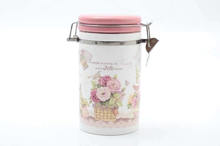 Garden Банка для сыпучих продуктов 900 мл. 12*10*17 см Royal Classics