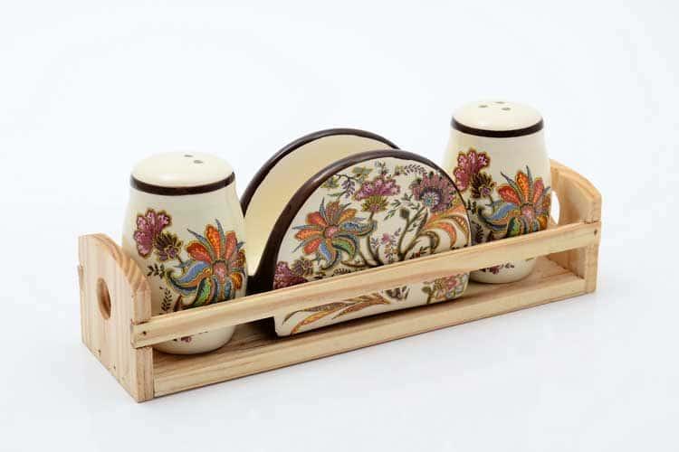 Цветы Набор для сервировки 3 предмета Royal Classics
