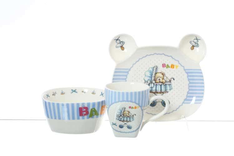 Baby Детский набор Royal Classics 3 пред.