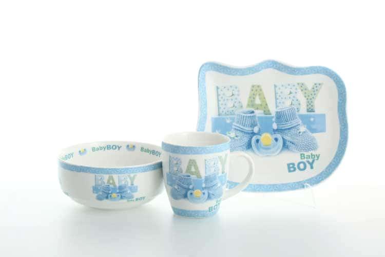 Baby boy Детский набор Royal Classics 3 пред.