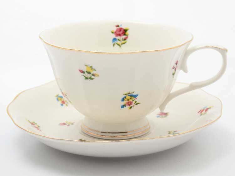 Мария Набор чайных пар Royal Classics 200 мл