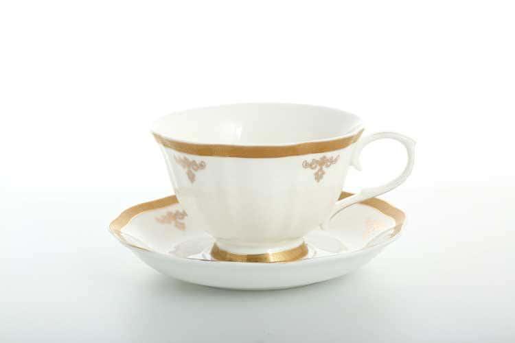 Ампир Набор чайных пар Royal Classics 6 шт