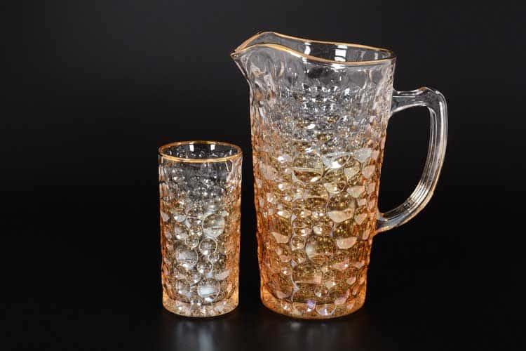 Набор для воды Royal Classics 7 предметов (Графин 1,2 л, стаканы 300 мл)