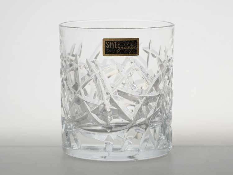 TRAMA Набор стаканов для виски 290 мл RCR STYLE PRESTIGE (2 шт)