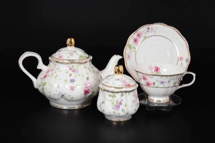 Чайный сервиз на 6 персон 14 предметов Royal Classics
