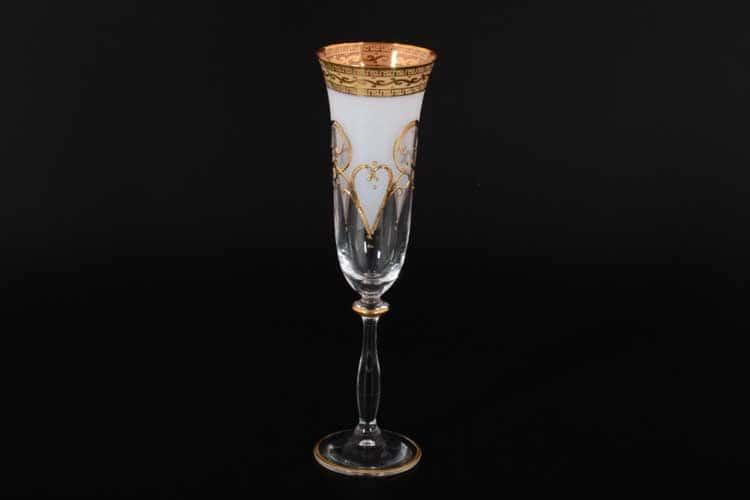 Версаче R-G фон Анжела Набор бокалов для шампанского 190 мл