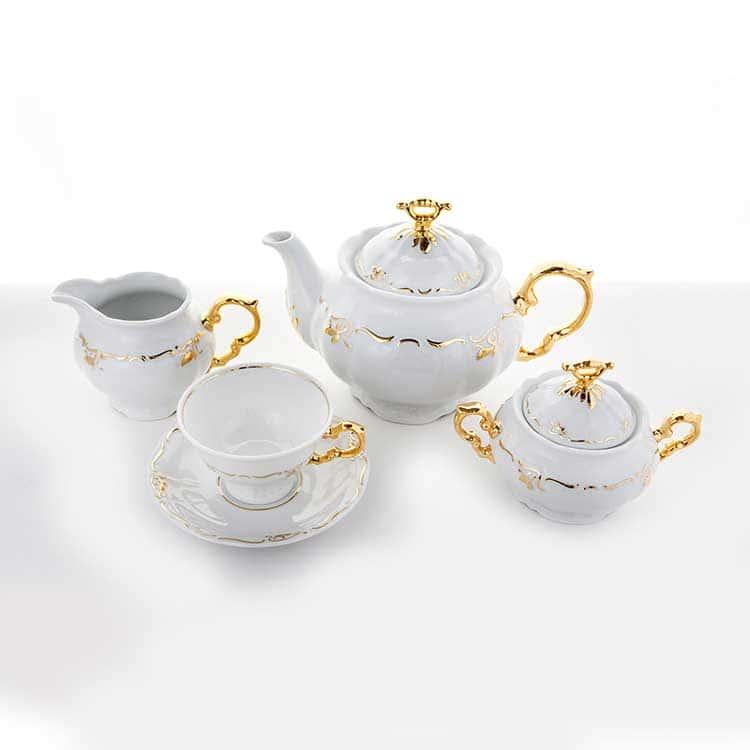 Мария Луиза 800800 Чайный сервиз Thun на 6 персон 15 предметов