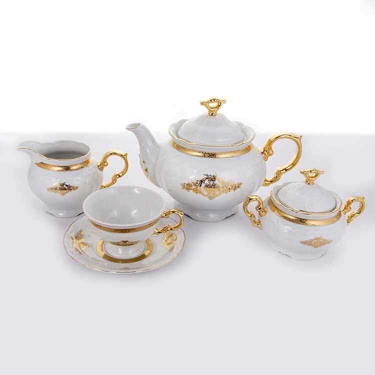 Мария Луиза 8801400 Сервиз чайный Thun на 6 перс. 15 пред