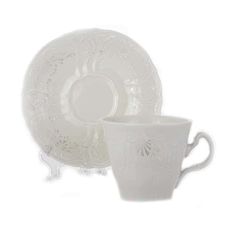 Бернадотт Ивори 32000 Набор для чая 160 мл 6 перс. 12 пред.