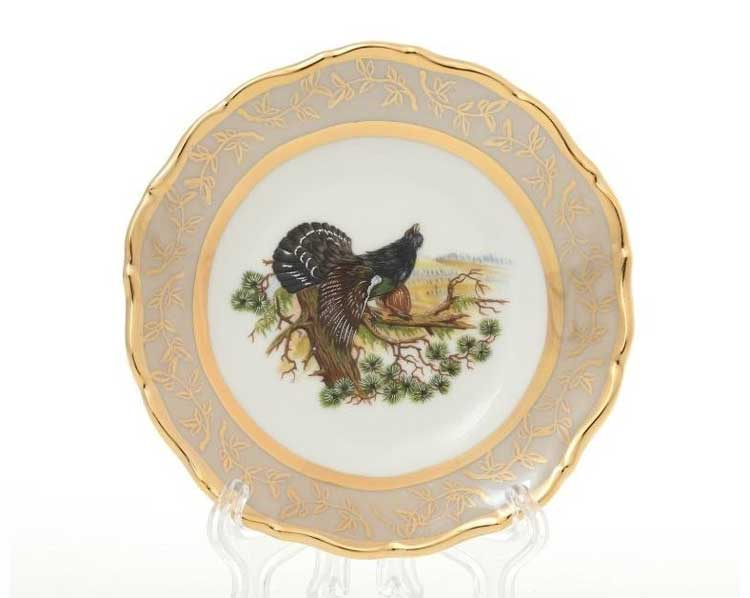 Охота Бежевая Набор розеток 11 см Sterne porcelan