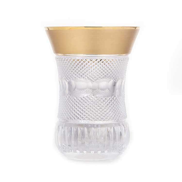 Хрусталь Армуда Набор для чая на 6 перс.170 мл Bohemia Brilliant