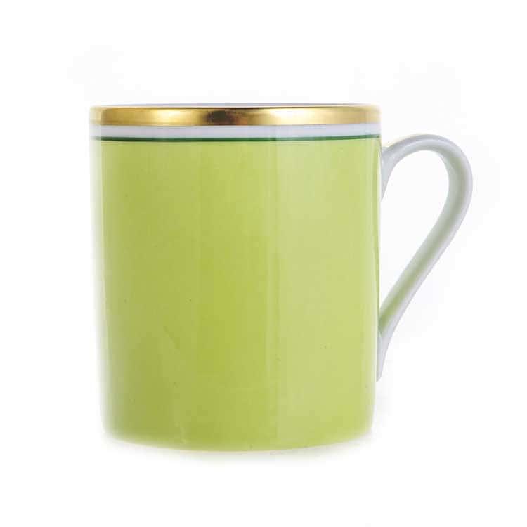 Колорс Салатовый Чашка для кофе Reichenbach 200 мл.