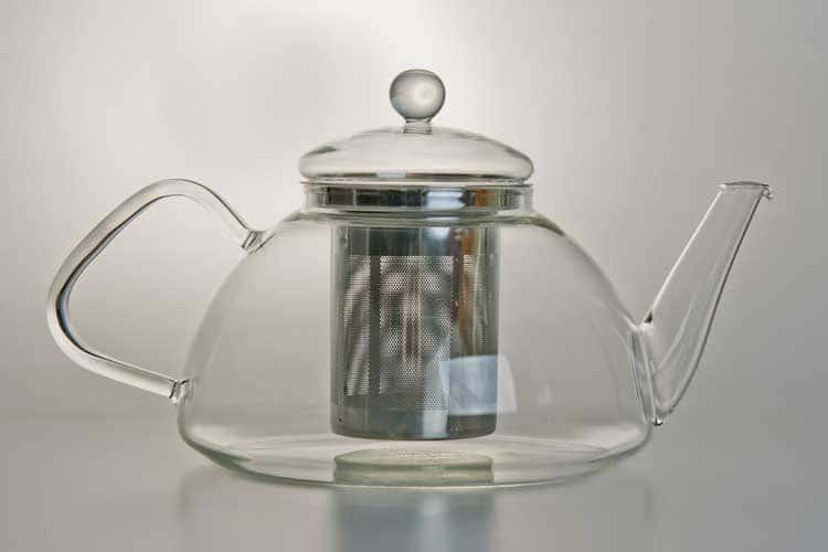 Трендглас Чайник заварочный с ситом 1,2 л.