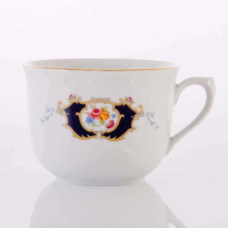 Синий глаз низкая Кружкадля чая 270 мл Dubi