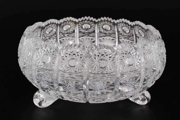 Sonne Crystal Тройножка 20 см из хрусталя