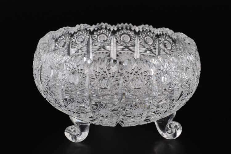 Sonne Crystal Тройножка 15 см из хрусталя