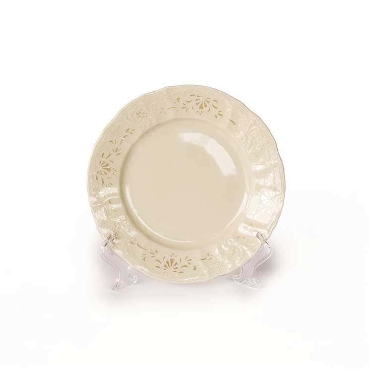 Бернадот Ивори 32000 Набор тарелок 19 см 6 шт.