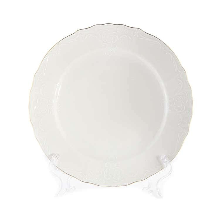 Бернадотт Ивори 311011 Набор тарелок 21 см (6 шт) 25625