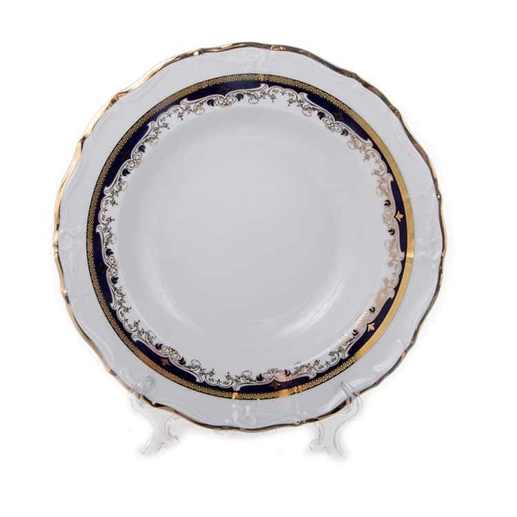 Мария Луиза 800100 Набор глубоких тарелок Thun 23см.6 шт.