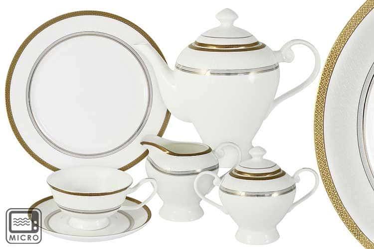 Очарование Чайный сервиз Emily 21 предмет на 6 персон