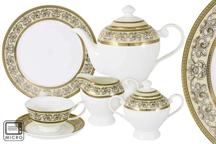 Престиж Чайный сервиз Emily 21 предмет на 6 персон