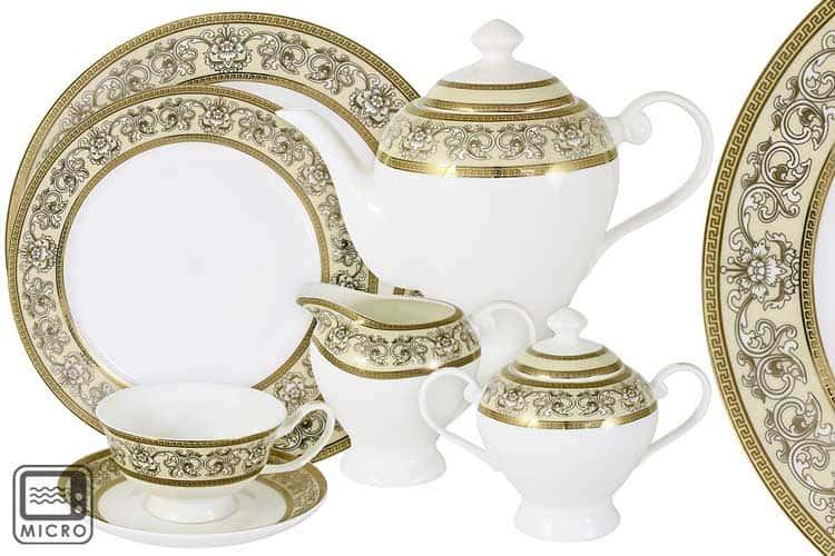 Престиж Чайный сервиз Emily 40 предметов на 12 персон
