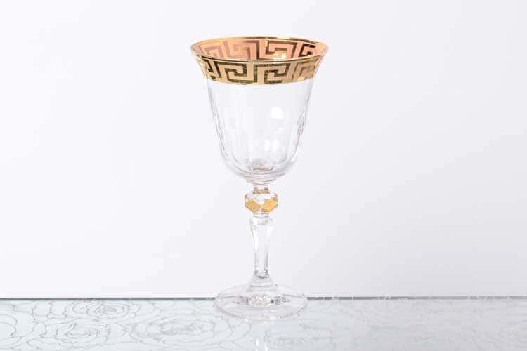 Кристина Костка Набор бокалов для вина 220 мл