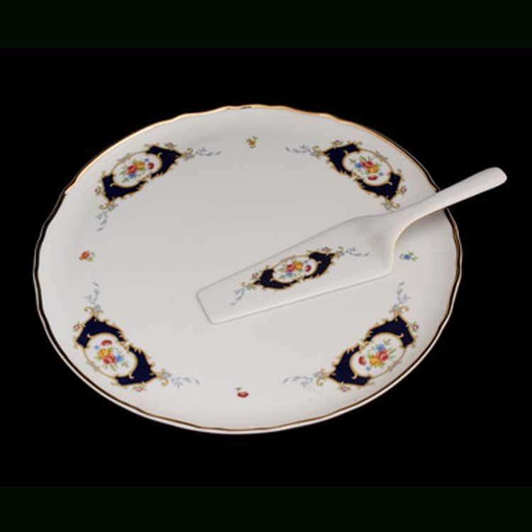Бернадот Синий глаз 36612 Набор для торта Thun 2 пред.