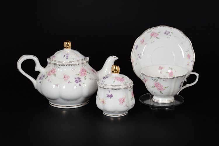Чайный сервиз Алиса Royal Classics на 6 персон 14 предметов