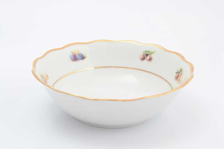 Фрукты Набор салатников Sterne porcelan 19 см (6 шт)
