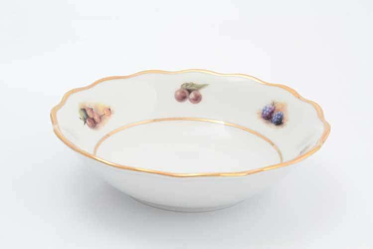 Фрукты Набор салатников Sterne porcelan 16 см (6 шт)