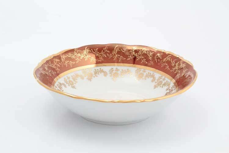 Красный лист Набор салатников Sterne porcelan 16 см (6 шт)