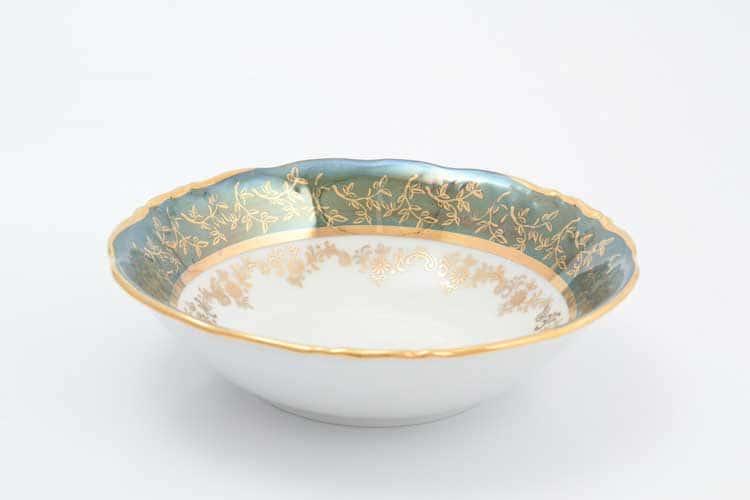 Зеленый лист Набор салатников Sterne porcelan 16 см (6 шт)