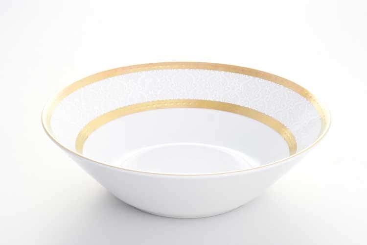 Constanza Diamond White Gold Салатник 24 см Falken