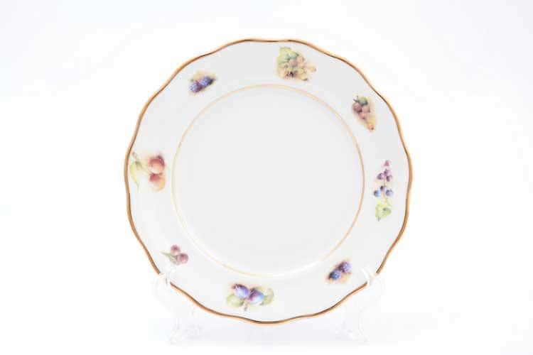 Набор тарелок Фрукты Sterne porcelan 24 см (6 шт)