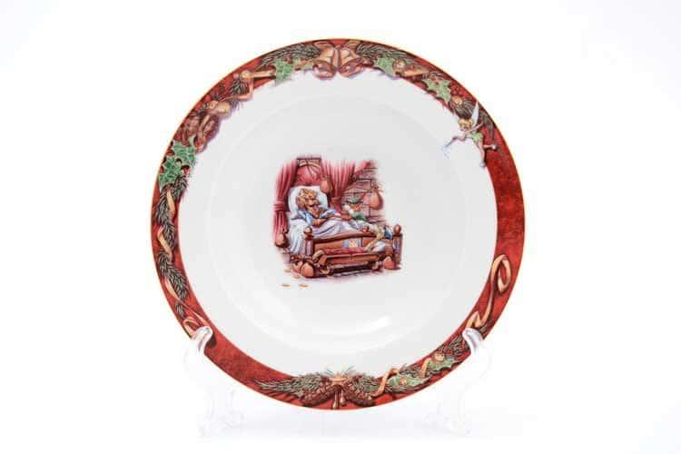 Набор тарелок Disney Принц Джон 23 см (6 шт)