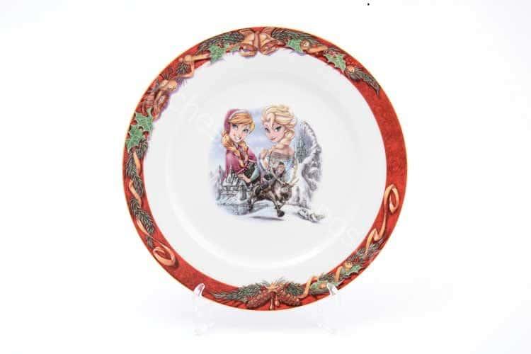 Набор тарелок Disney Холодное сердце 21 см (6 шт)
