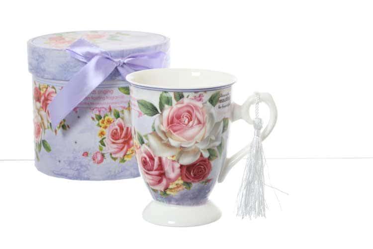 Розы Be Beautiful Кружка Royal Classics 300 мл