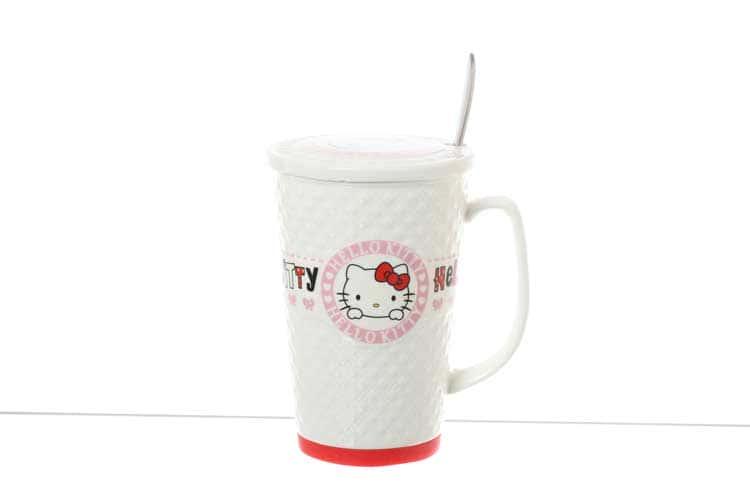 Hello Kitty Кружка Royal Classics 400 мл с ложкой