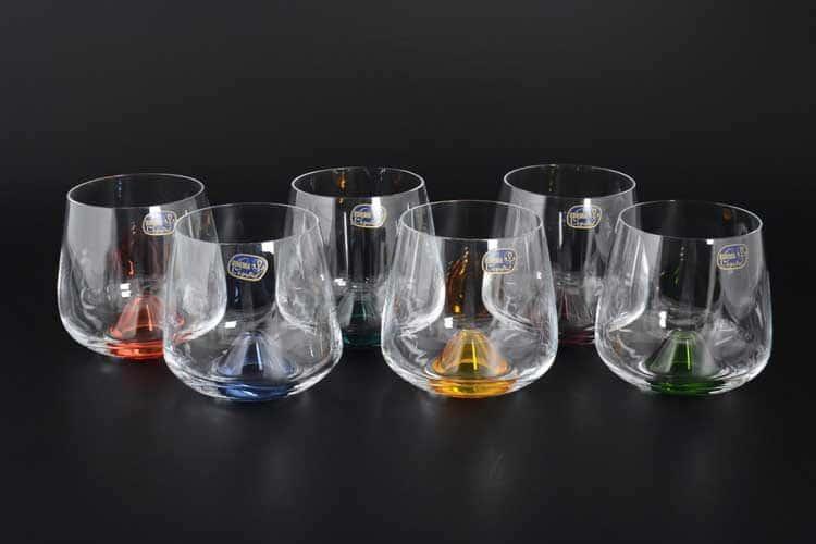 Набор стаканов для воды Кристалекс (6 шт)