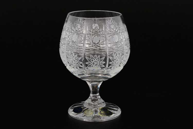 Набор бокалов для бренди Sonne Crystal 250 мл (6 шт)