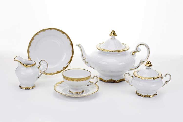 Сервиз чайный Престиж Weimar на 6 персон 21 предмет