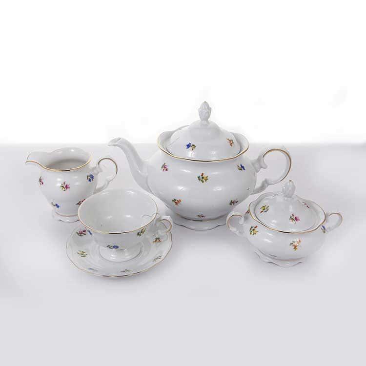 Сервиз чайный Соната 3051 на 6 перс.15 пред.