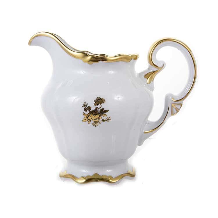 Молочник Роза золотая Weimar 450 мл.