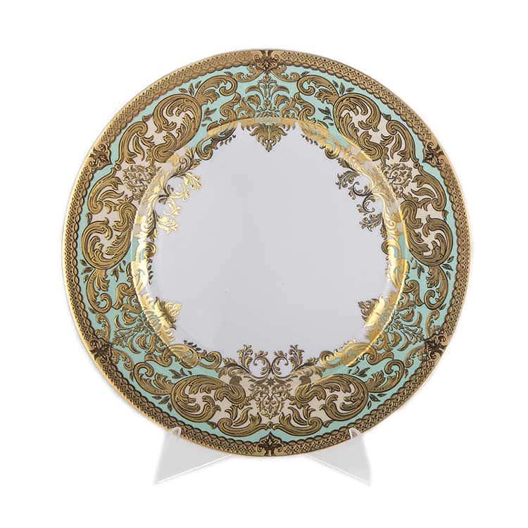 Набор тарелок Фавола Грин Falken 28 см (6 шт)