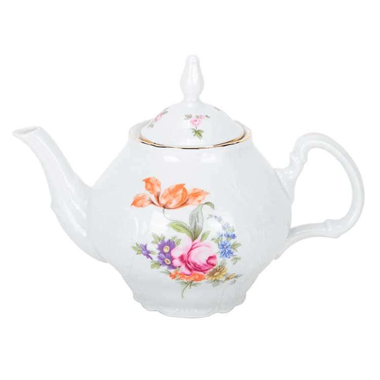 Полевой цветок 5309011 Чайник 1,2 л Bernadotte ситечко