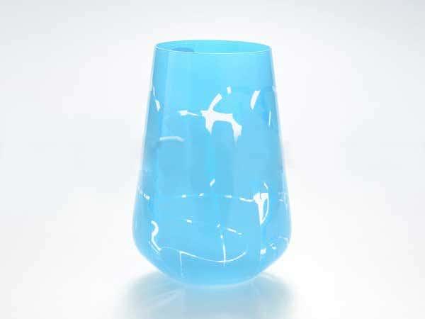 Sandra Набор стаканов для воды 380 мл Кристалекс (6 шт) синий