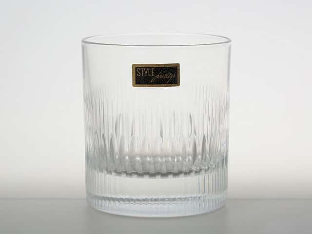 Набор стаканов для виски 290 мл TRATTO RCR STYLE PRESTIGE (2 шт)