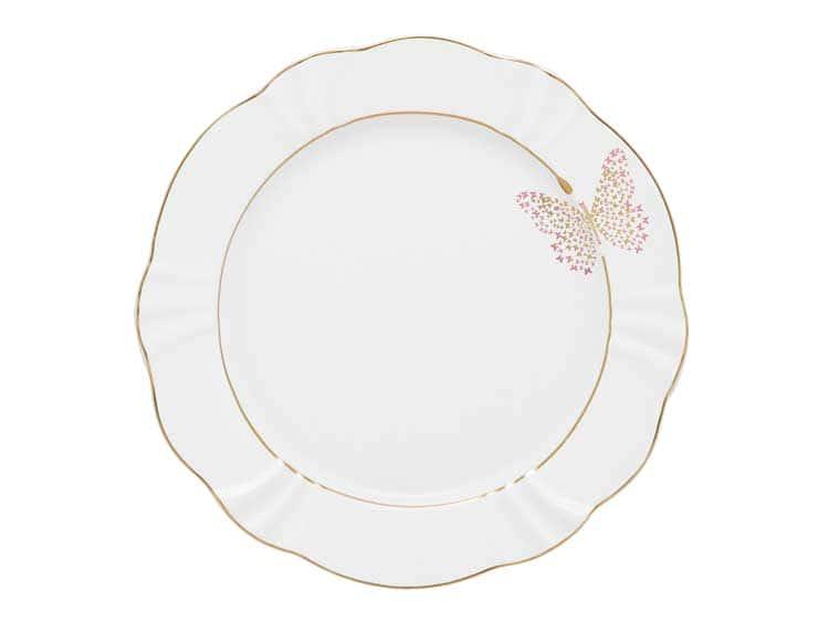 Набор тарелок Oxford Бабочка 23 см (6 шт)