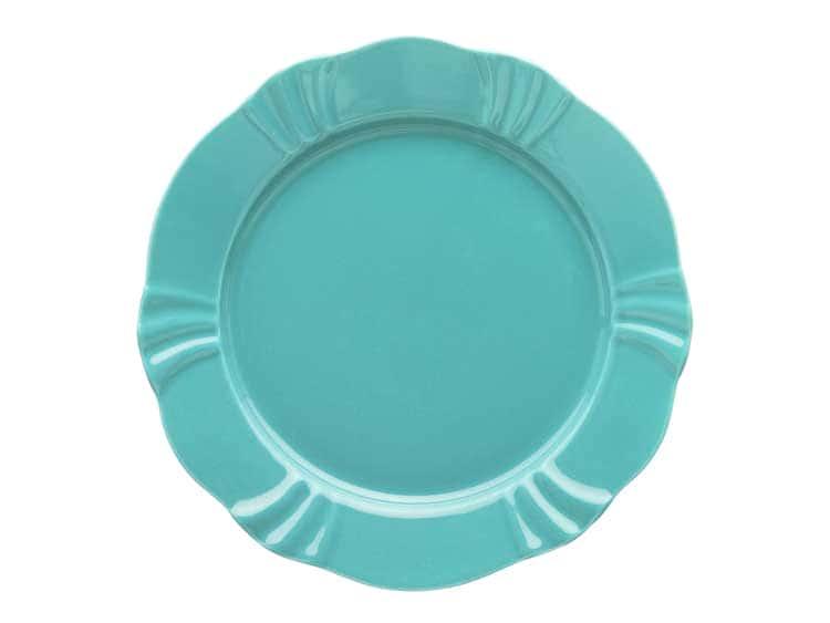 Набор тарелок Oxford голубой 23 см (6 шт)